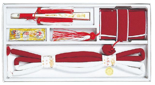 紅白のハコセコセット