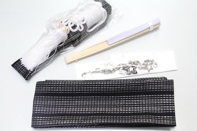 祝扇・懐剣・帯・羽織紐