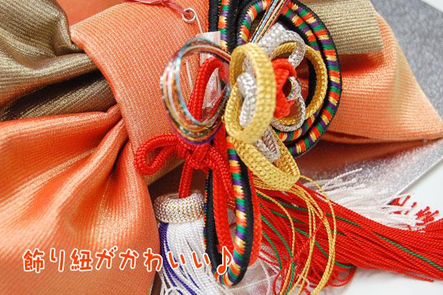 飾り紐がかわいい