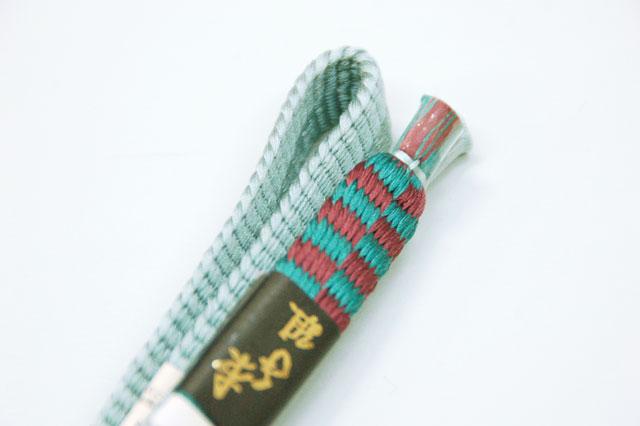 正絹の絞り帯揚げ