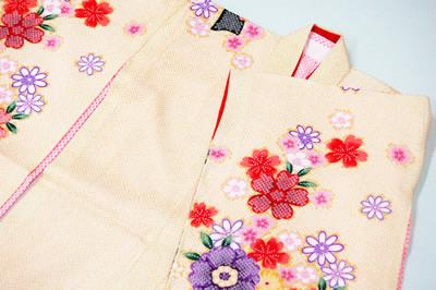桜の花の柄