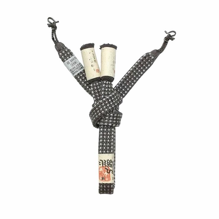 男性用正絹羽織紐